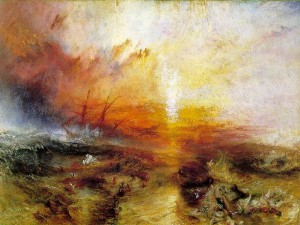 oseph Mallord William Turner Το πλοίο των σκλαβων