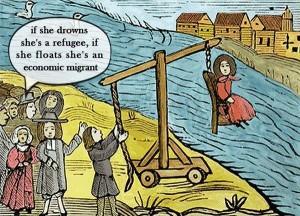 πρόσφυγας-μετανάστης