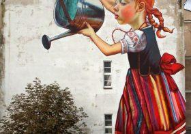 Ένα γκράφιτι ίσως